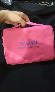 Makeup/ Toiletry Travel Bag Organizer