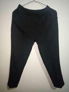 Celana Kerja Kekinian - black