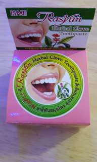 Rasyan Herbal Clove Toothpaste