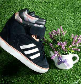 Adidas High Heeled Floral
