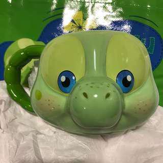Disney Aulani Olu (duffy Friends) cup mug 美國迪士尼樂園 夏威夷 小海龜杯
