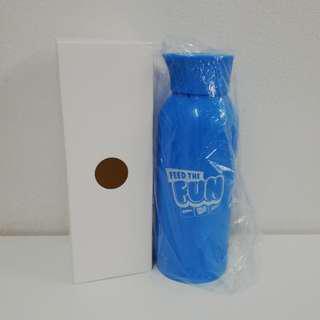 New Glass Water Bottle