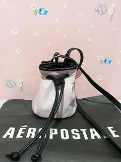 Aeropostale bucket bag