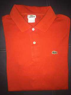 Lacoste Polo Shirt Authentic Preloved