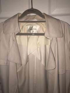Aritzia Lawson Trench Coat