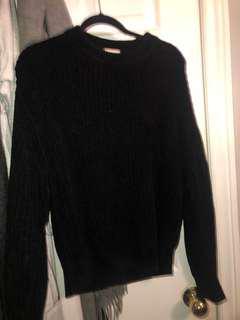Aritzia salette sweater