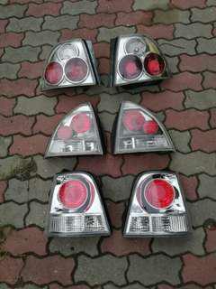 Honda Rear Light Sonar