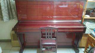 15年中古鋼琴(含琴椅)