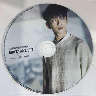 [WTT] SEVENTEEN DIRECTOR'S CUT CD