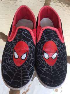 Sepatu Spiderman Original
