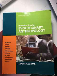 Introduction to Evolutionary Anthropology