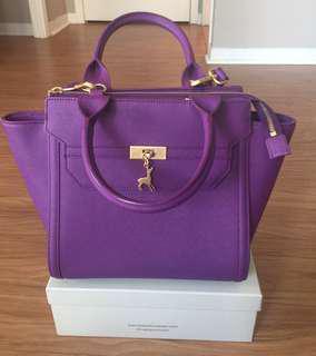 Price Droped!!! Black Martine Sitbon cross shoulder bag