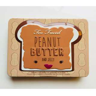 Peanut Butter and Jelly Eyeshadow Palette - Too Faced