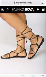 FASHIONNOVA Sandals