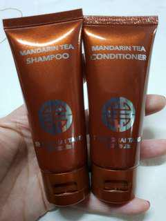 BN SHANGHAI TANG shampoo and conditioner set