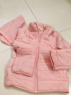 H&M winter jacket for 5-6 yo. Girls