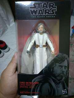 Star Wars Black Series Luke Skywalker Jedi Master