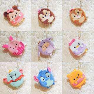 Disney Tsum Tsum Coin Bag