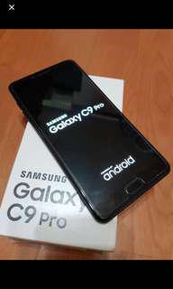 🚚 Samsung C9.pro 黑色.85新
