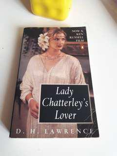 Lady Chatterley's Lover D.H. Lawrence