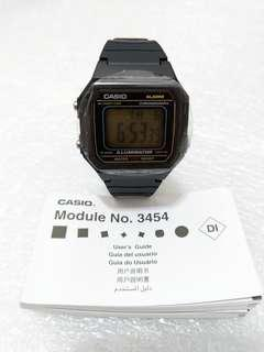 New Casio STANDARD  Watch W217  3454