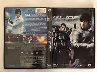 GI Joe The Rise of Cobra dvd