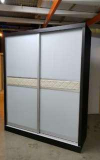 Wardrobe with inner mirror INSTOCK!