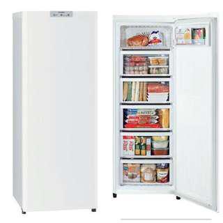 mitsubishi freezer upright