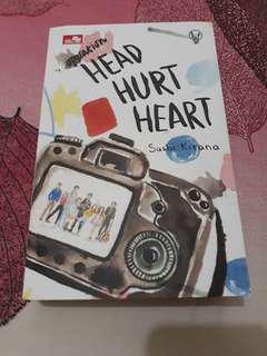 Operation : Head, Hurt, Heart novel by Sashi Kirana