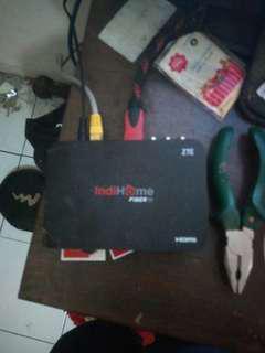STB modem bekas indihome sxv10 B100v5
