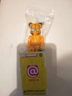 Medicom toy be@rbrick 加菲貓 bearbrick 100% figure