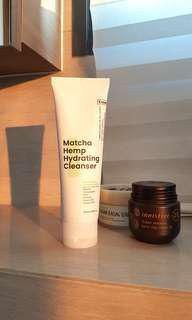 [PO] Matcha Hemp Hydrating Cleanser