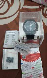 Jam swatch blue chrome