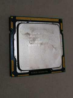 Intel i5-760 Cpu with Stock Fan Heatsink Cooler