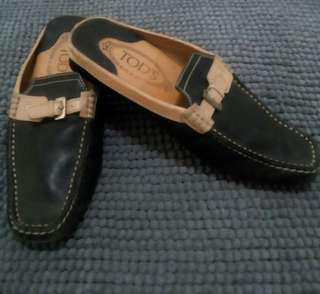 TODS Mule Loafers