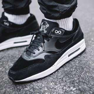 Nike Air Max 1 Premium Rebel Skulls