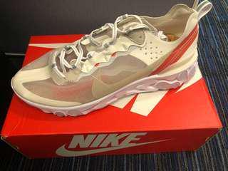 Nike Element React 87 (White)