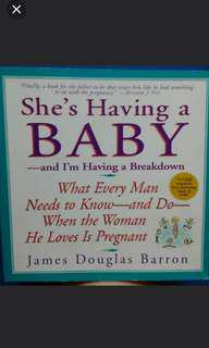 She's having a Baby book
