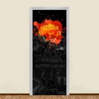 🚚 LIVERPOOL RESIDENTIAL DOOR ART