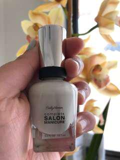 Sally Hansen Grey (Ion) Nail Polish