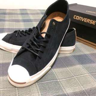 🚚 Converse Jack Purcell開口笑 US09