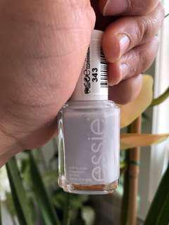 Essie Light Purple Nail Polish