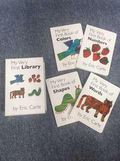 Eric Carle - My Very First Library