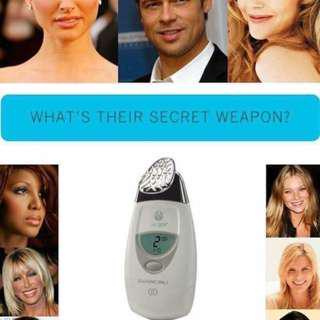 "Brad Pitt Calls It His ""Wrinkle Iron"""
