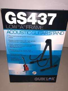 Quiklok Acoustic Guitar Stand