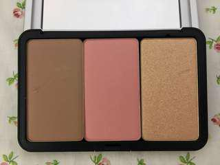 Make Up For Ever Blush Contour Highlighter Palette Set