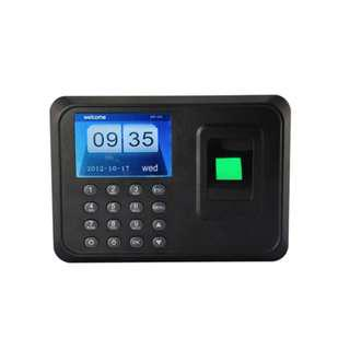 USB BIOMETRIC FINGERPRINT TIME ATTENDANCE