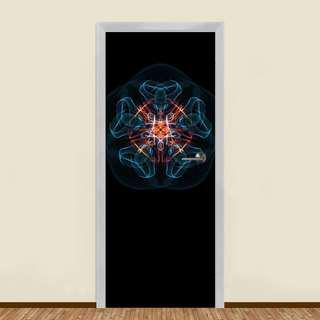INFINITY TYPE3 RESIDENTIAL DOOR ART