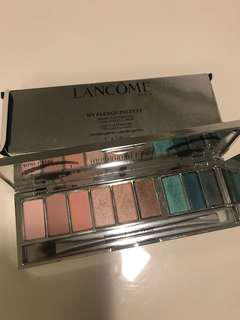 Lancôme my French palette