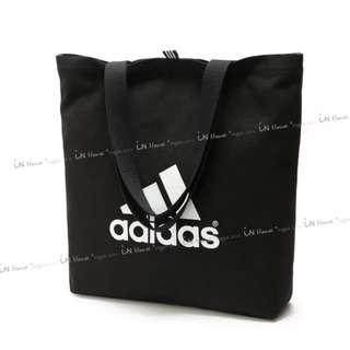 Idalza* 外貿過季三葉草 運動鞋 贈品 輕便 手提包 肩背包 帆布袋 帆布包 托特包 環保購物袋 學生書袋